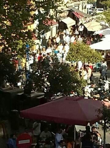 calle de La Cebada domingo 130414
