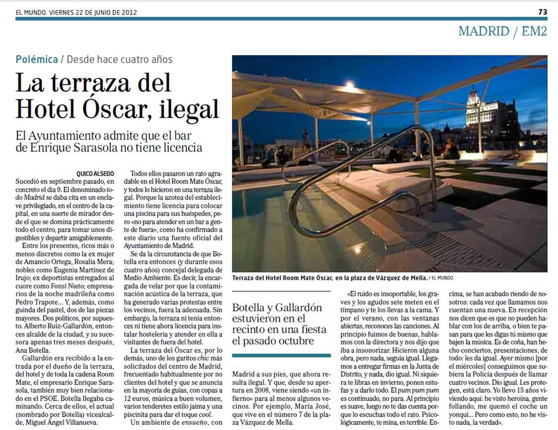 Prensa Y Medios Asociación Vecinos Cavas La Latina