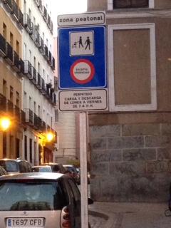 calle Mancebos