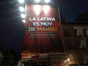 Mahou La Latina