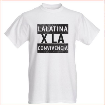 camiseta convivencia